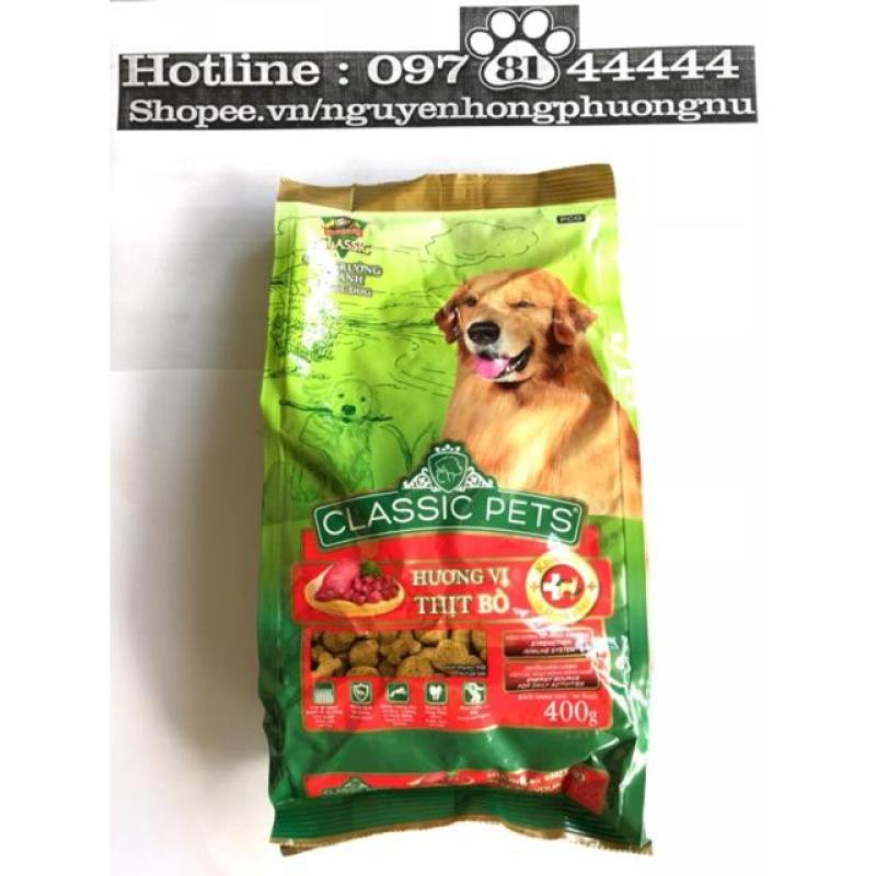 Thức Ăn Cp Classic Pets Dành Cho Chó Lớn