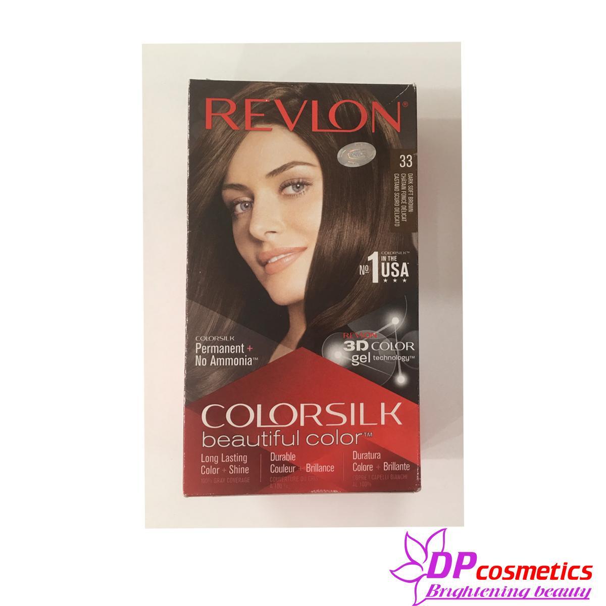 Revlon 33- Nâu Chocolate sáng tốt nhất