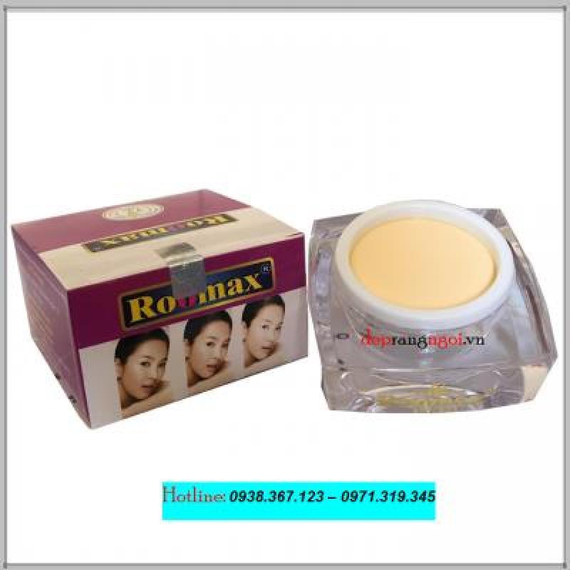 Kem siêu trắng - Ngừa mụn nám - Chống lão hóa - Phục hồi da 16 in 1 Roomax 20g nhập khẩu
