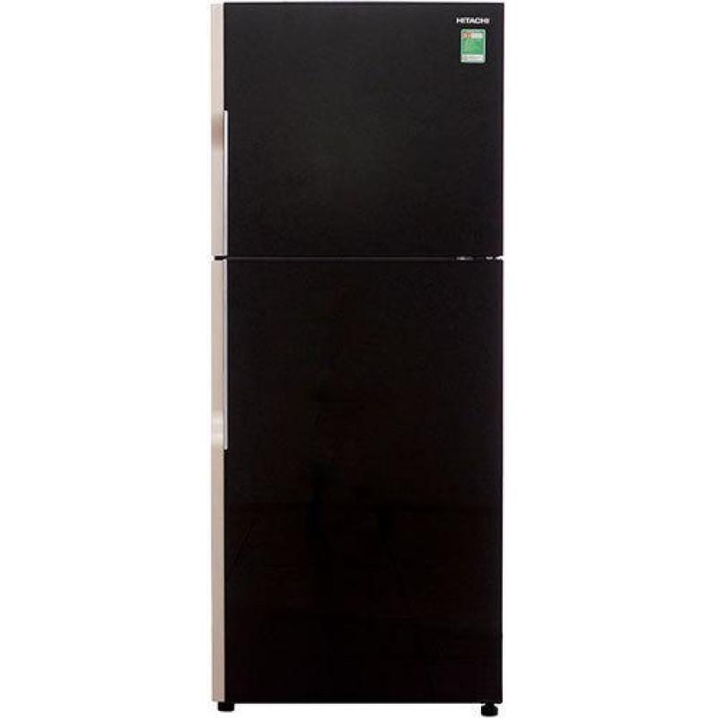 Tủ lạnh Hitachi VG400PGV3(GBK) 335L mặt gương đen