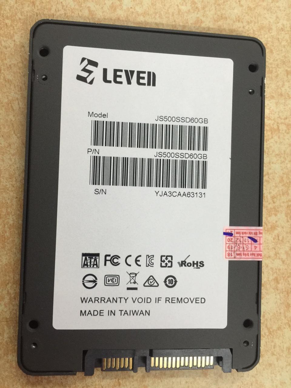 Hình ảnh SSD LEVEN 60GB Sata 3