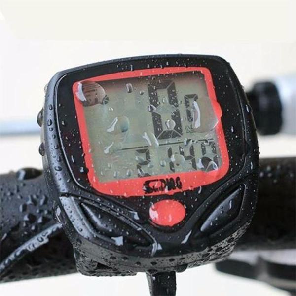 Đồng hồ xe đạp có dây Sunding SD548B