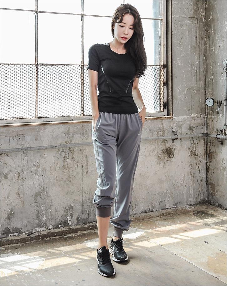 Hình ảnh Bộ Quần áo thể thao nữ cao cấp siêu thấm hút mồ hôi SKOT09 ( trang phuc tập gym yoga)