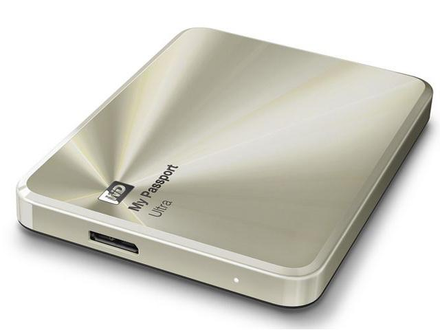 HDD WD My Passport Ultra 1TB 2.5