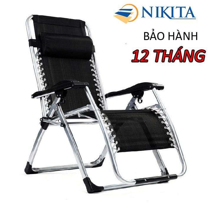 Offer Giảm Giá GHẾ XẾP THƯ GIÃN NIKITA NKT-139 NEW 2018