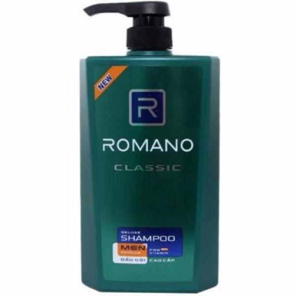 Dầu Gội Romano Classic 650g giá rẻ