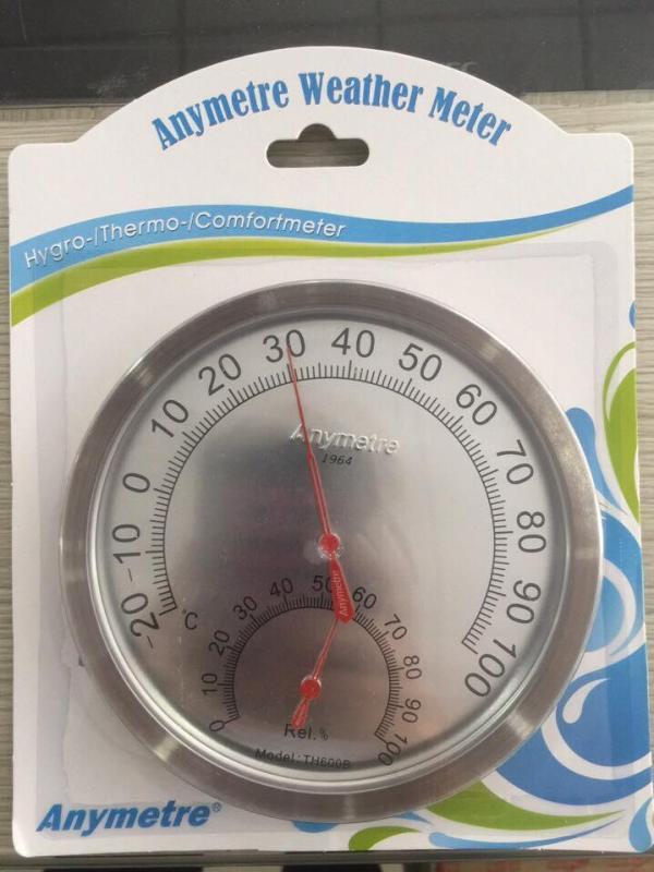 Nhiệt ẩm kế treo tường Anymetre TH600B bán chạy