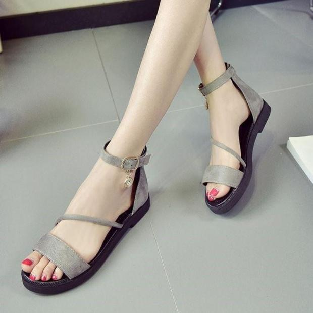 Giày sandal chéo 1 dây Rosa SD-0139 giá rẻ