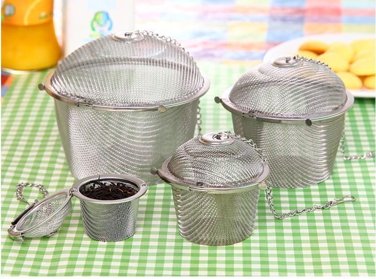 [HCM] Dụng cụ lọc trà, gia vị nấu nhiều kích cỡ