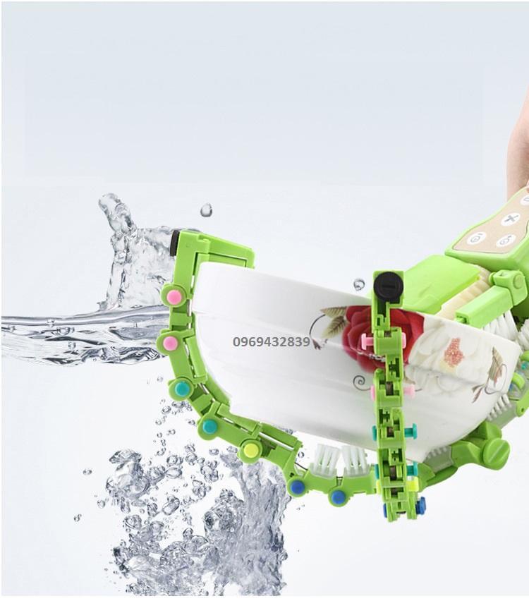Máy rửa bát (chén) cầm tay thông minh