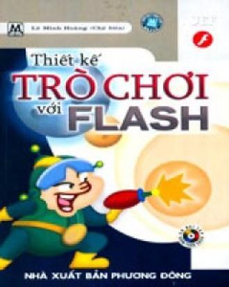 Mua Sách thiết Kế Trò Chơi Với Flash
