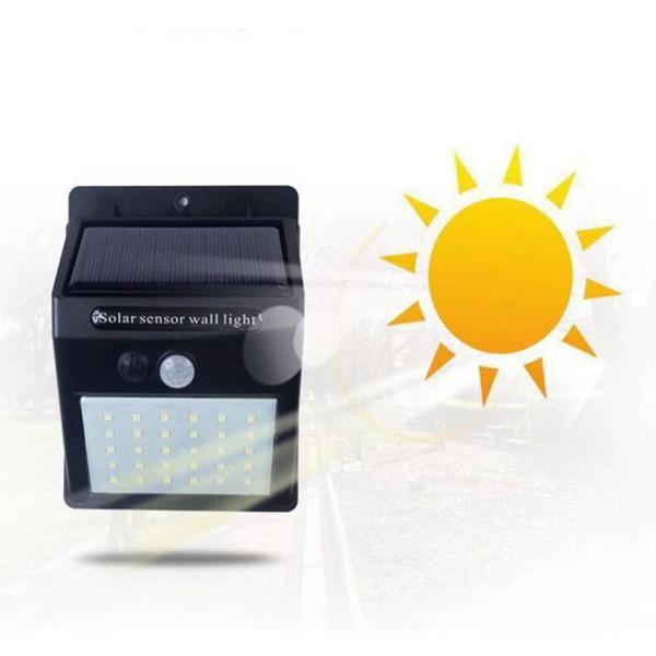 Đèn năng lượng mặt trời Solar 35 LED 3 chế độ sáng