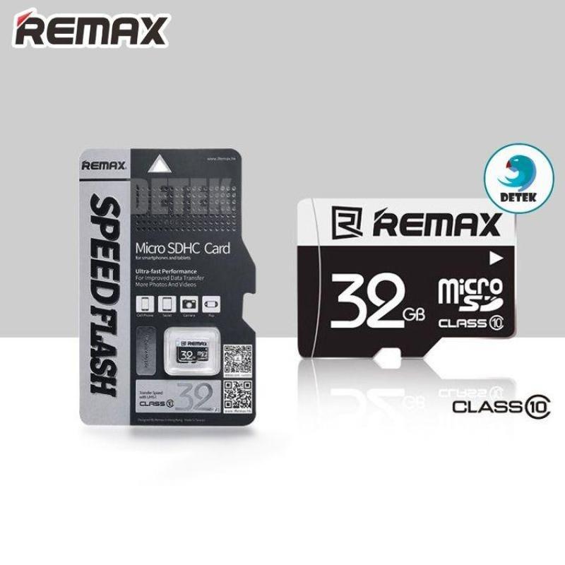Thẻ nhớ 32GB Micro SDHC Remax Class 10 bảo hành 12 tháng 1 đổi 1