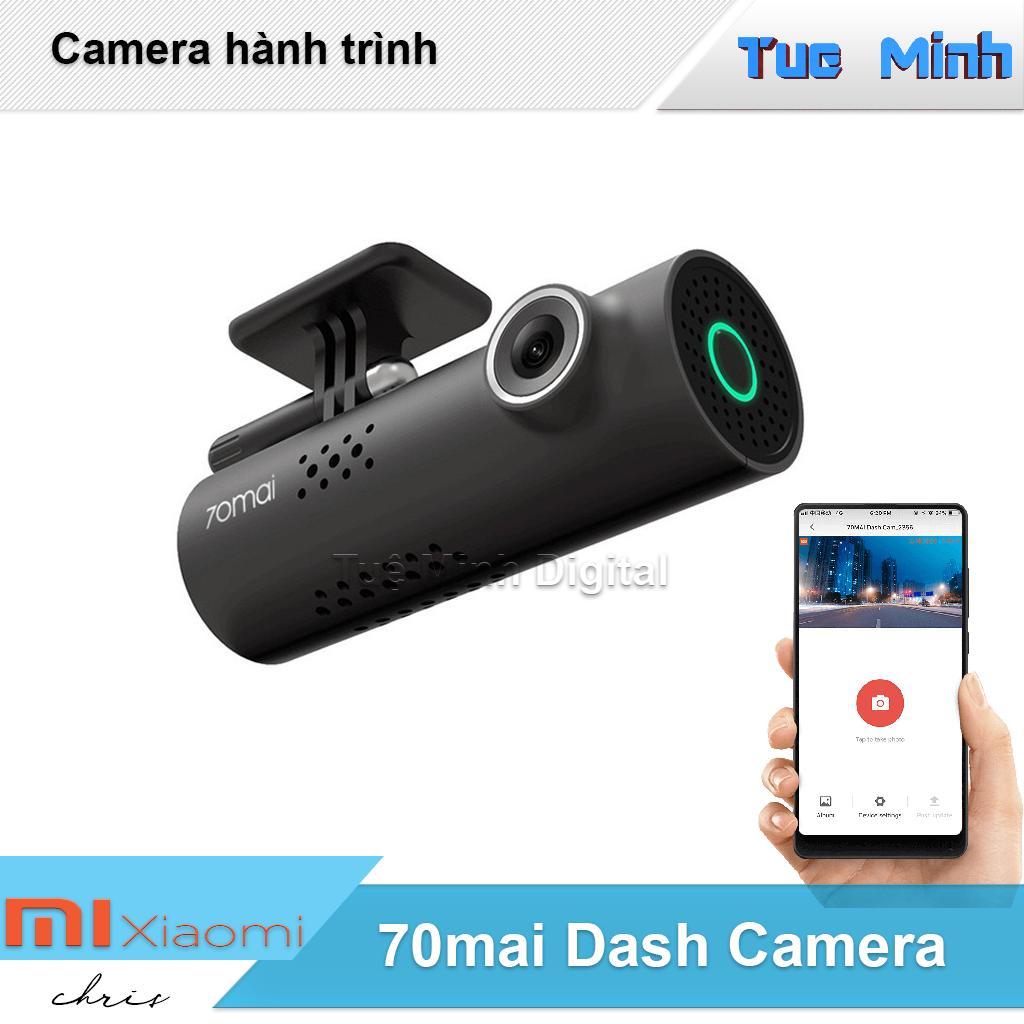 Camera Hành Trình Xiaomi 70mai Dash Camera By Phụ Kiện Số Tuệ Minh.