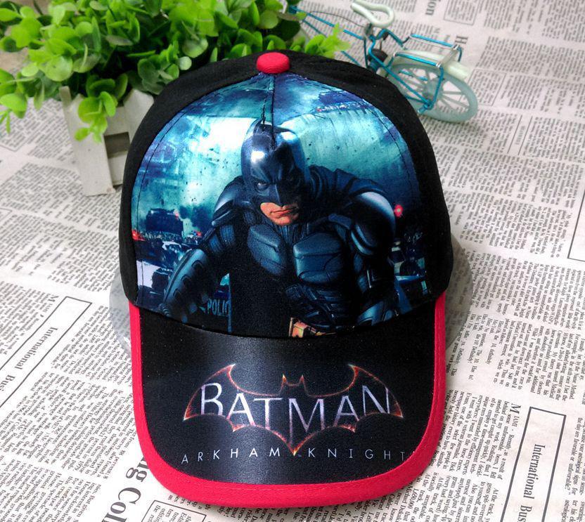 Mũ nón trẻ em mẫu siêu anh hùng Batman - 40PKM045