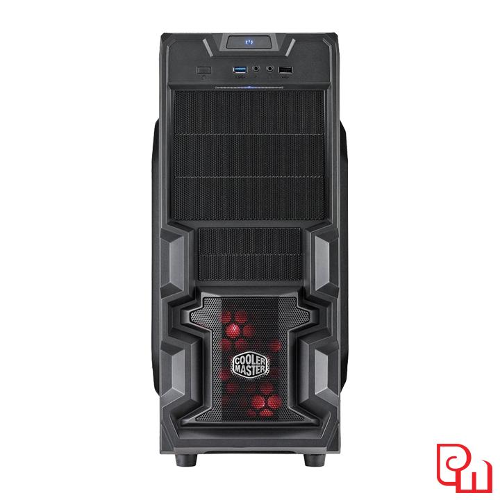 CASE COOLER MASTER  K380 - window