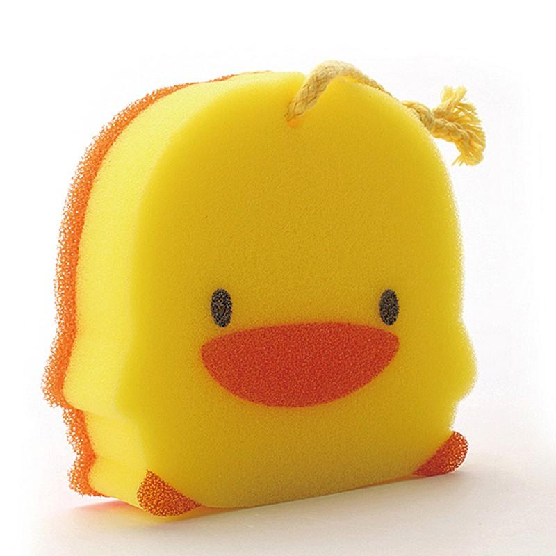 Bông tắm Piyo Piyo (Double-Layer Bath Sponge)