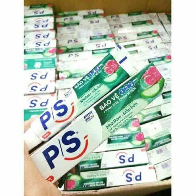 Compo 5 kem đánh răng Ps nha đam- mẫu đơn 30g nhập khẩu
