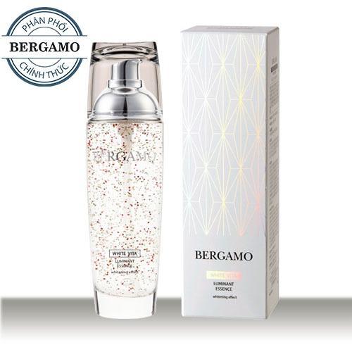 Hình ảnh Tinh Chất Dưỡng Trắng Bergamo White Vita Luminant Essence Bergamo 110ml (HÀNG CHÍNH HÃNG)