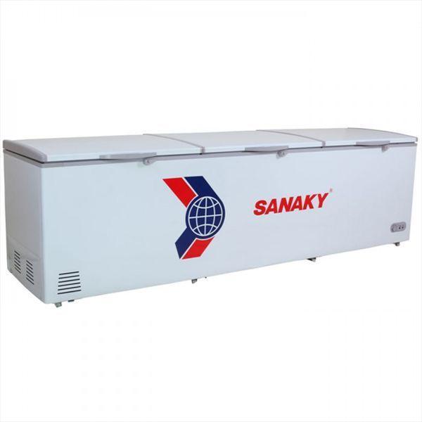Tủ Đông Dàn Đồng 3 Cánh Sanaky VH-1199HY (1 Ngăn 1100 Lít)