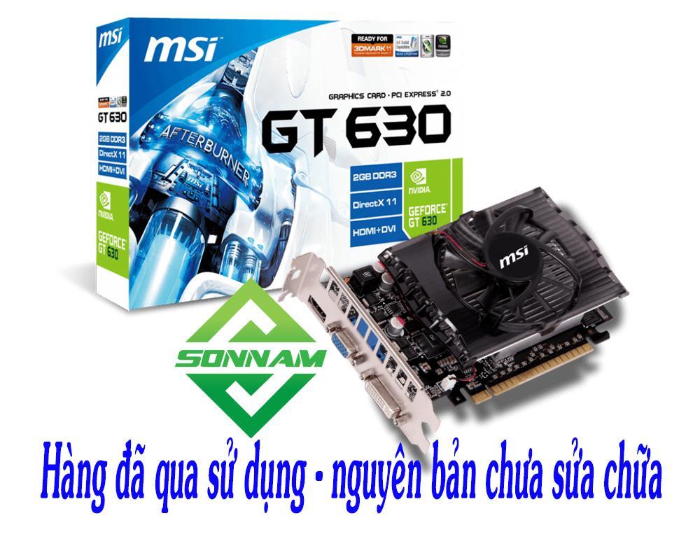 Hình ảnh CARD MÀN HÌNH 2Gb MSI 630 DDR3 2GB