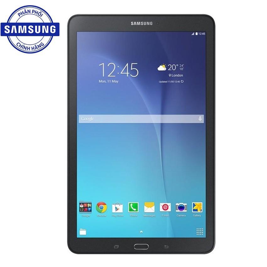 May Tinh Bảng Samsung Galaxy Tab E 9 6 8Gb Ram 1 5Gb 3G Đen Hang Phan Phối Chinh Thức Rẻ