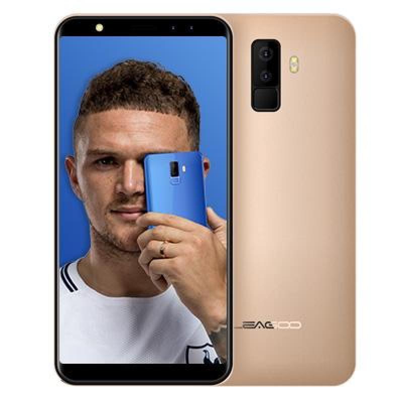 Leagoo M9 Android 7.0 Có Wifi+3G - Màn Hình 5.5 inch Tràn Viền (18:9) - 4 Camera+ Ram:2/Rom:16Gb - Bảo Mật Vân Tay