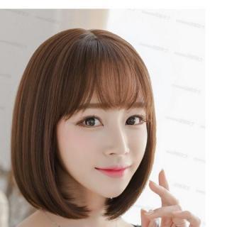 tóc giả nữ hàn quốc + Tặng kèm lưới T70 thumbnail
