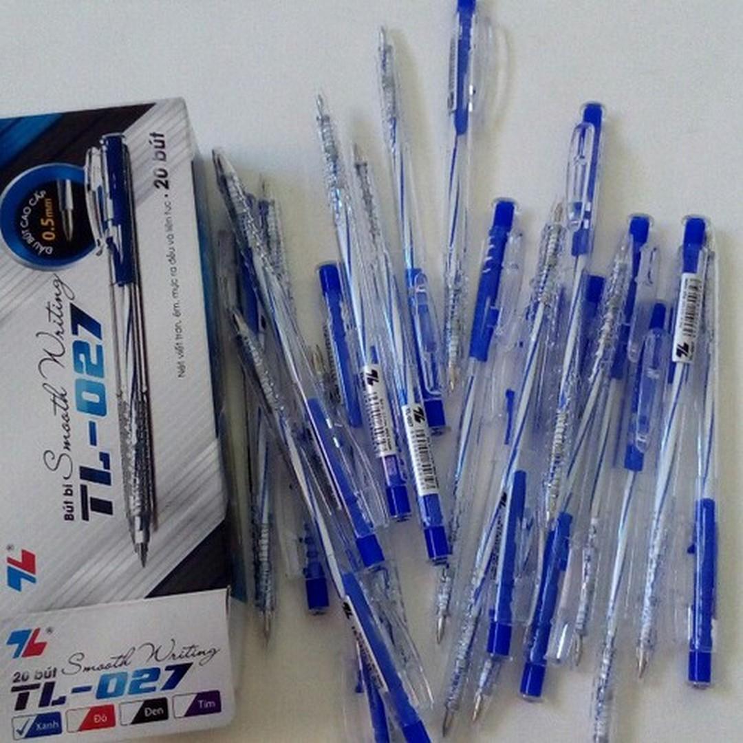 Mua Bút Bi Thiên Long Hộp 20 chiếc
