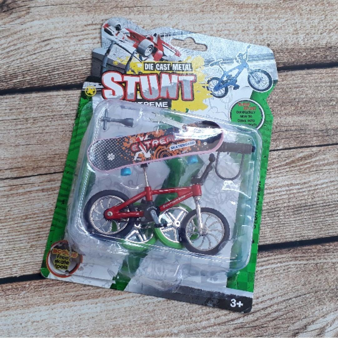 Hình ảnh Bộ xe đạp ván trượt đồ chơi cho bé 1-5 tuổi