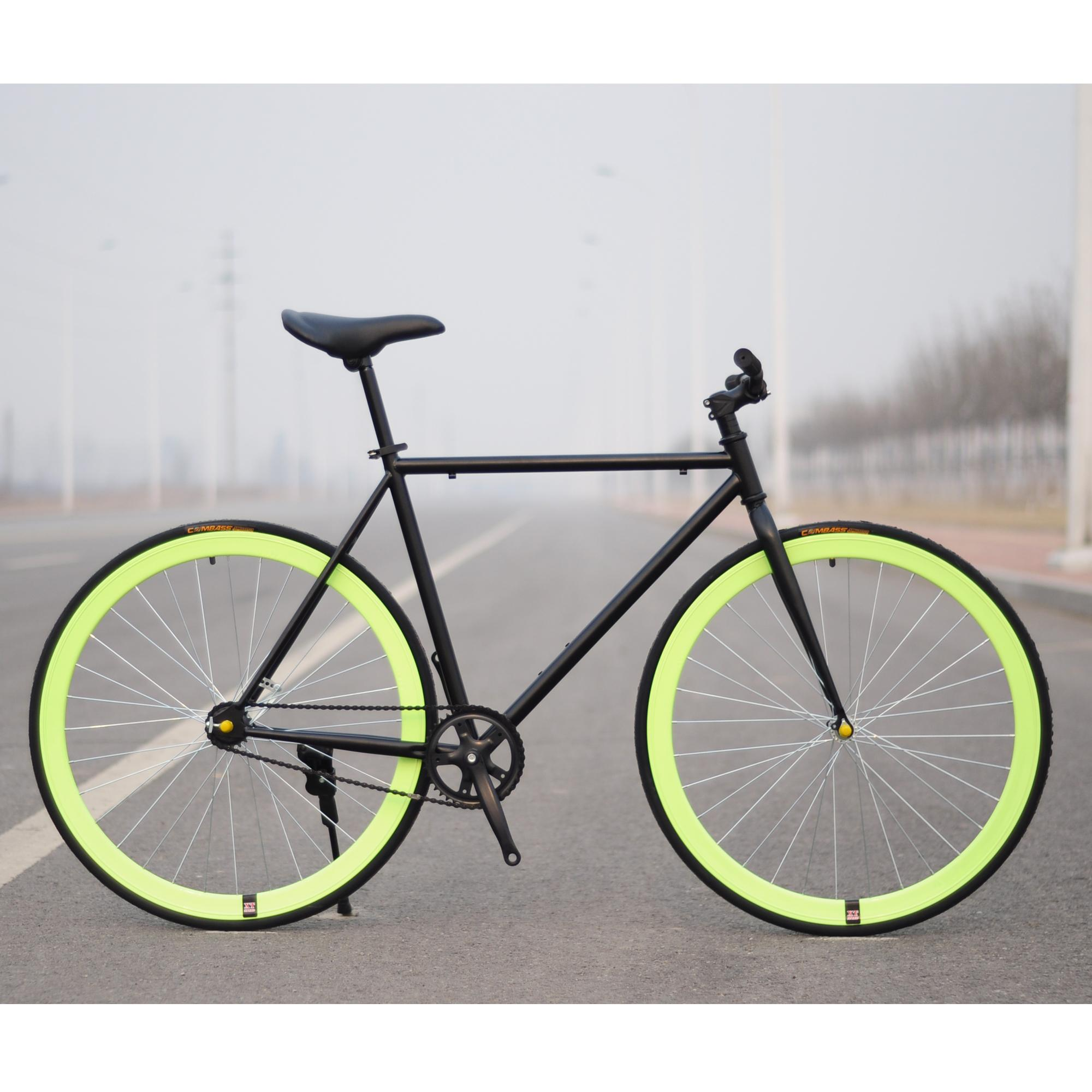 Xe Đạp Fixed Gear Single Speed