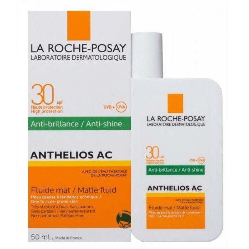 Kem chống nắng Anthelios AC SPF 30+ 50ml - Dành cho da dầu, da hỗn hợp