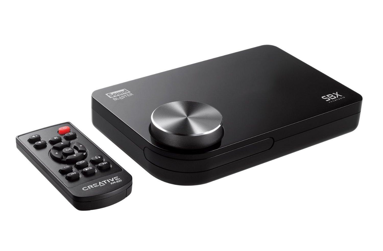 Hình ảnh Card âm thanh Creative SB X-Fi Surround 5.1 Pro (KÈM REMOTE)