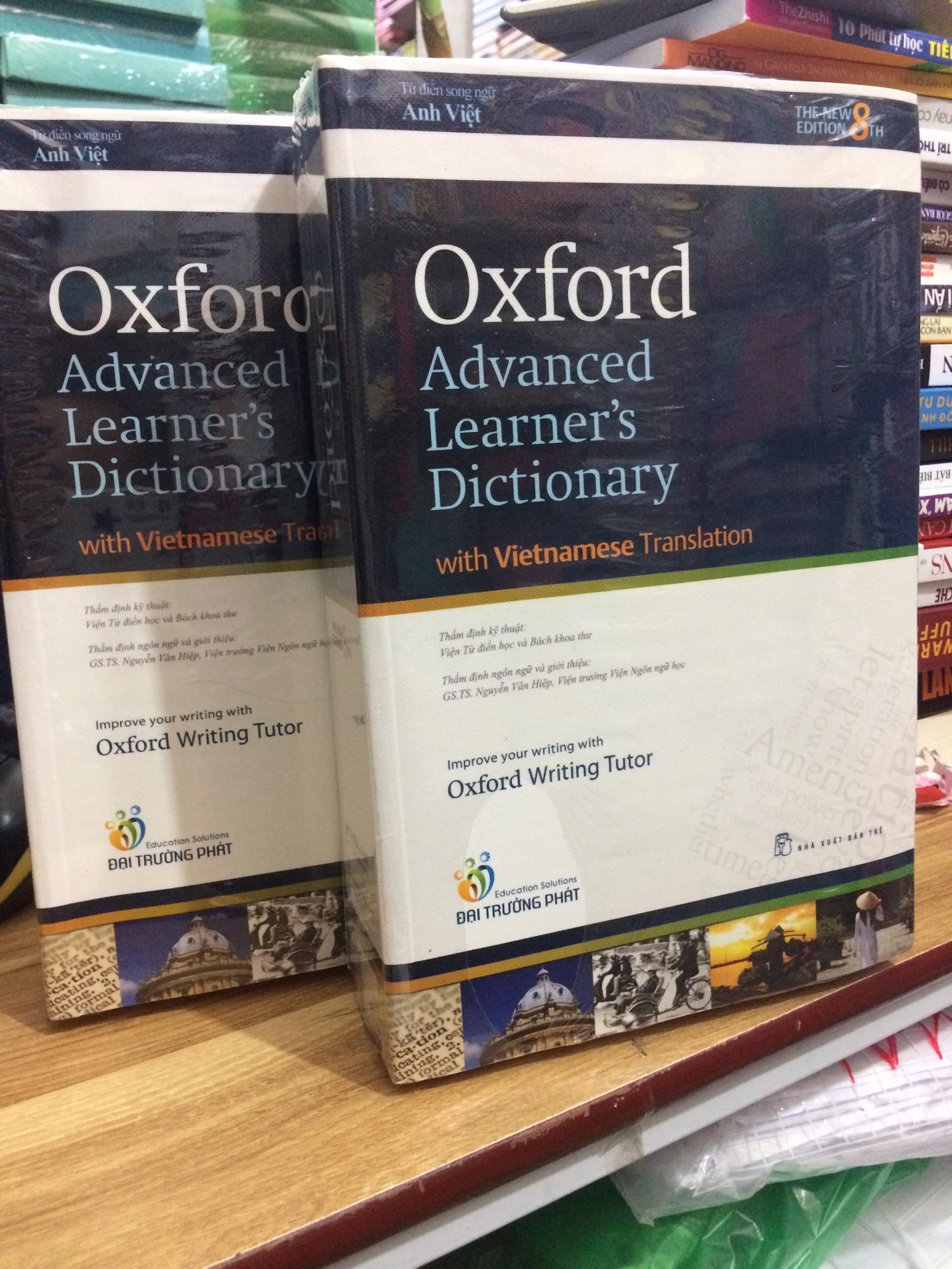 Mua Từ điển anh anh việt Oxford