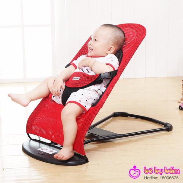 Ghế đa năng rung, nhún cho bé Nhật Bản
