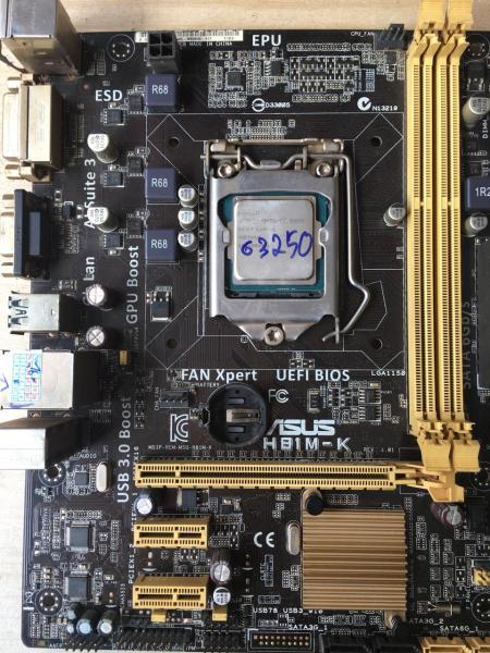 Bảng giá Combo main Asus H81+G3250 Phong Vũ