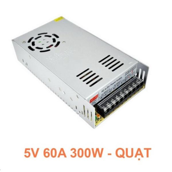 Nguồn Tổ Ong - 5V60A(BH 6 tháng)