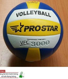 Quả Bóng Chuyền Prostar VFC3000 + tặng túi lưới + kim bơm thumbnail