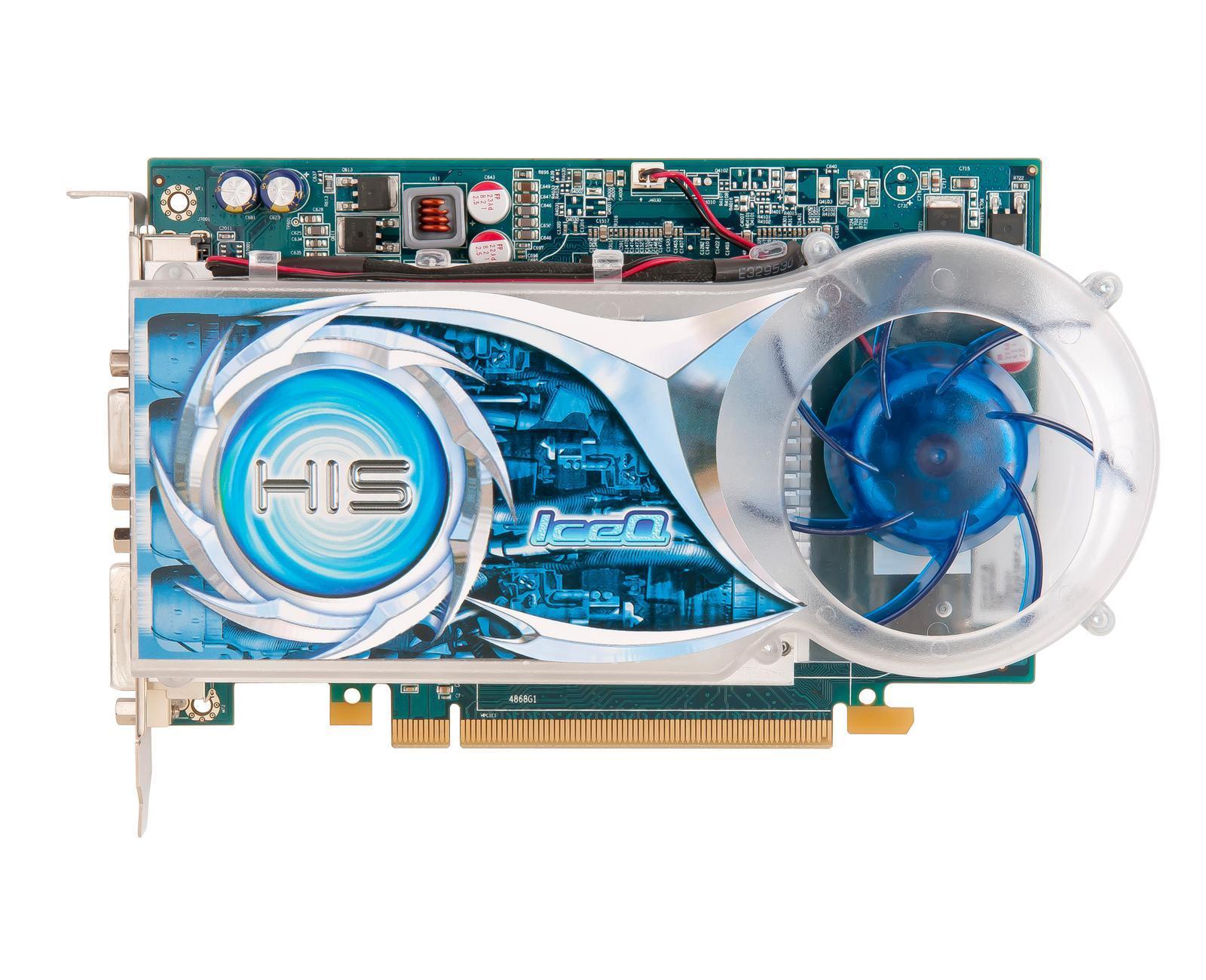Card màn hình 6670 His DDR5 1G
