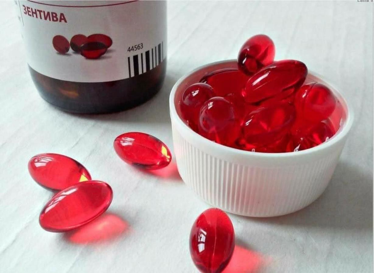 Vitamin E Zentiva 400mg trắng da ngăn ngừa lão hóa (Hàng Nga Xách Tay)