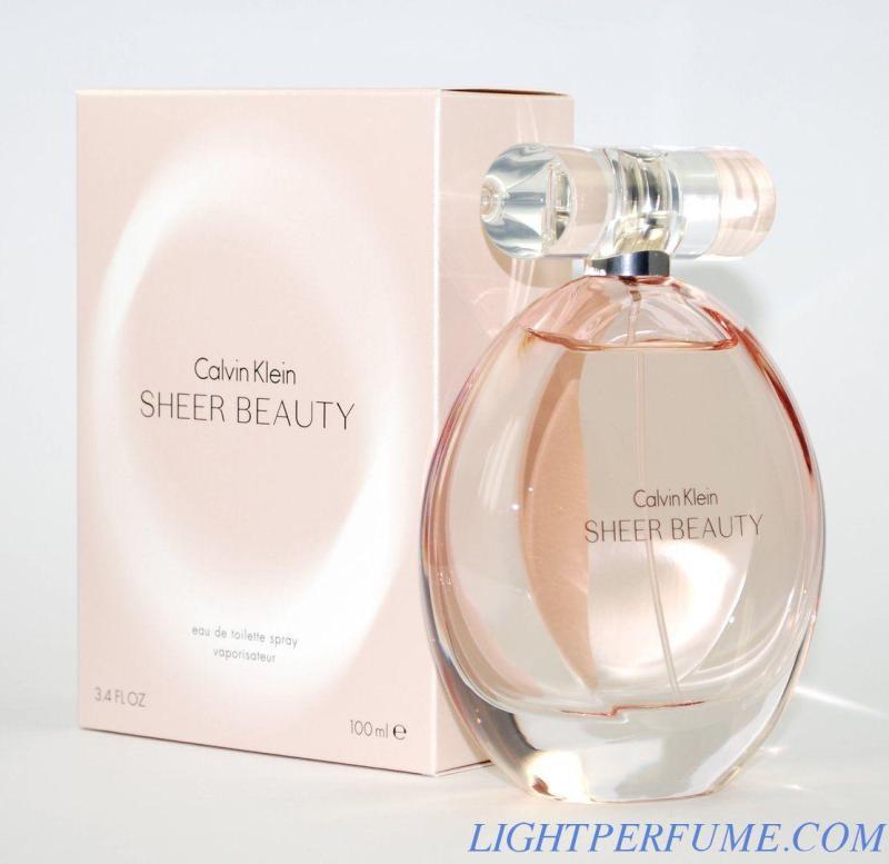 Nước hoa nữ Calvin Klein-Sheer Beauty (EDT)- 100ML