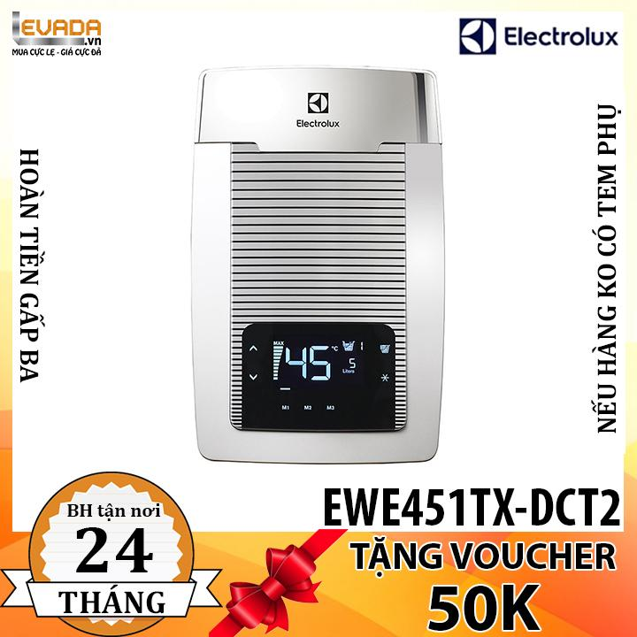 Bảng giá (ONLY HCM) Máy Nước Nóng Trực Tiếp Electrolux EWE451TX-DCT2