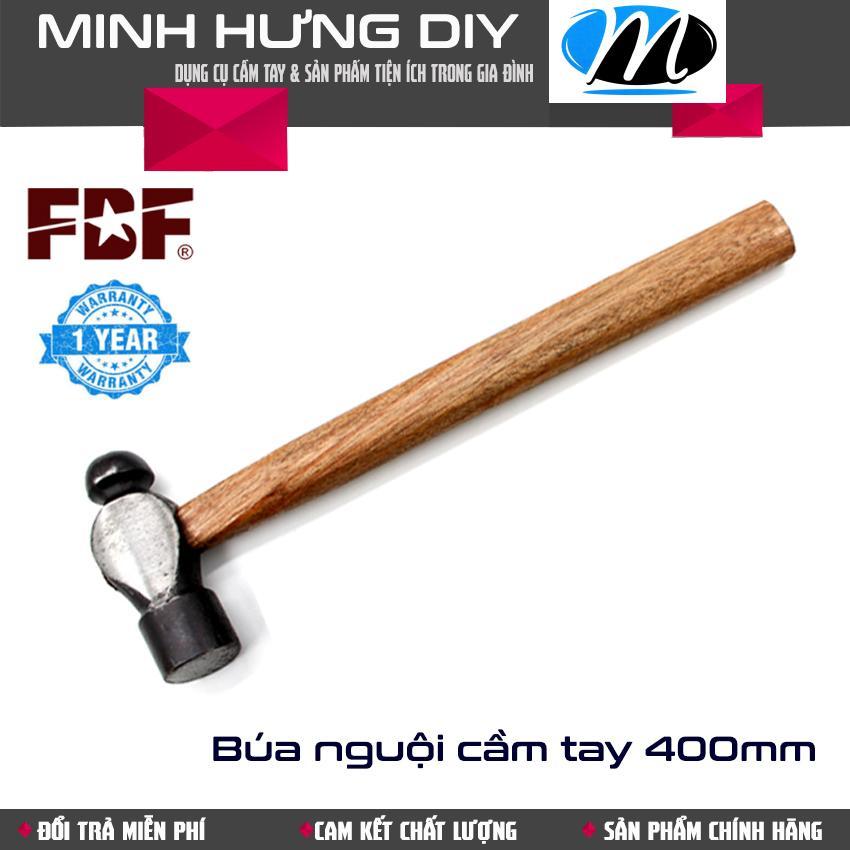 Búa cầm tay cao cấp kích thước 400mm búa nguội nội địa FBF búa cao cấp chất lượng