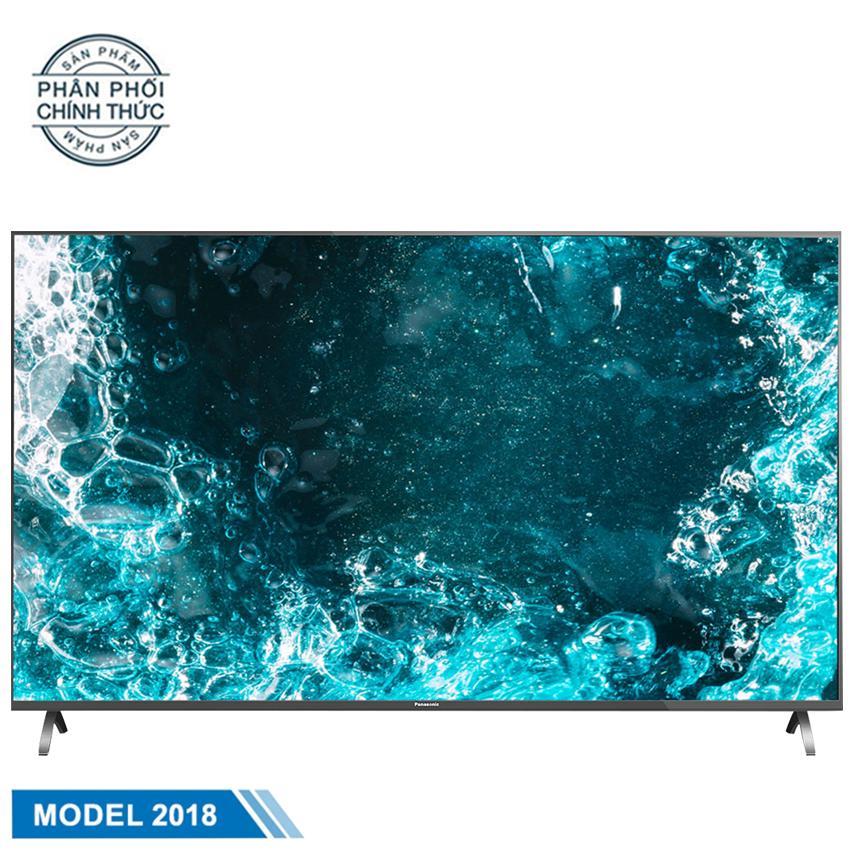 Bảng giá Smart Tivi Panasonic 49 inch Ultra HD 4K - Model 49FX700V (Đen) (NEW 2018)