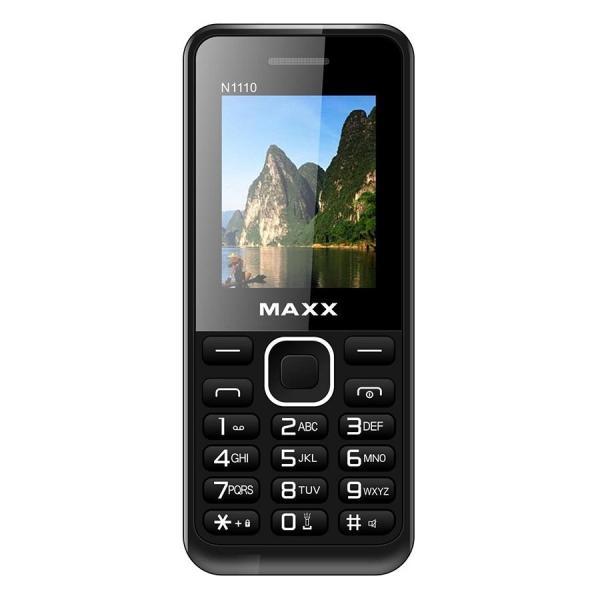Điện thoại di động MAXX N1110 2 Sim (Đen)