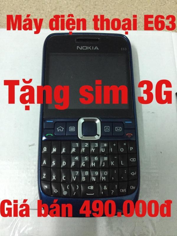 Máy điện thoại E63