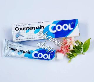 (Xanh 60gr) xoa bóp Counterpain Cool Thái Lan (nóng & lạnh) thumbnail