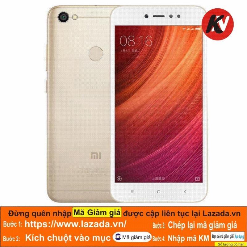 Xiaomi Redmi Note 5A 32GB Ram 3Gb 2017 Prime (Vàng) - Hàng nhập khẩu