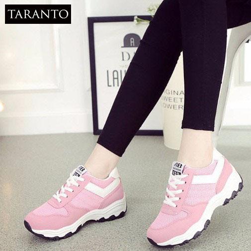 Giày thể thao sneaker phong cách hàn quốc TARANTO TRT-GTTNU-12