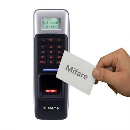 THIẾT BỊ KIỂM SOÁT RA VÀO CHẤM CÔNG BLN-OC (Mifare card)
